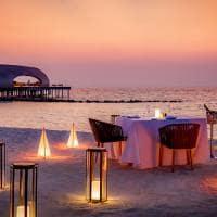 St regis maldives vommuli jantar praia