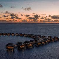 St regis maldives vommuli overwater villas