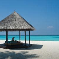 Sun siyam iru fushi maldives paisagem