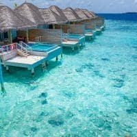Sun siyam iru veli ocean suite with pool