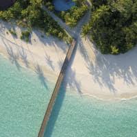 The standard huruvalhi maldives aereo praia