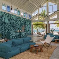 The standard huruvalhi maldives lobby