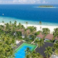 The westin maldives area l azer