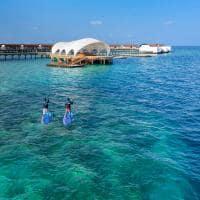 The westin maldives atividade
