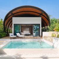 The westin maldives exterior beach pool villa