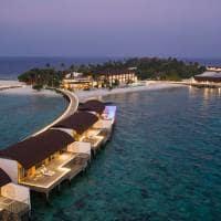 The westin maldives exterior overwater villa