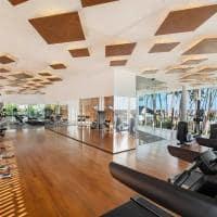 The westin maldives fitness center