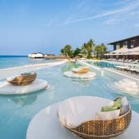 The westin maldives piscina