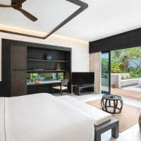 The westin maldives quarto beach pool villa