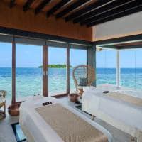 The westin maldives sala tratamento spa