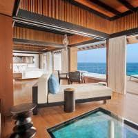 The westin maldives visao quarto overwater pool villa