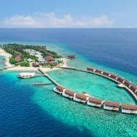 The westin maldives vista aerea