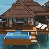 Varu by atmosphere Water Villa with pool exterior