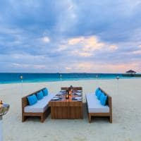 Velassaru jantar praia
