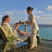 Velassaru maldives atendimento spa