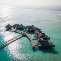 Vista aérea Niyama Prvate Islands
