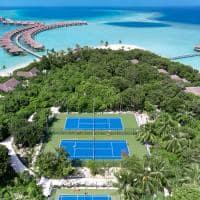Vista aérea Vakkaru Maldives