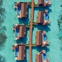 Waldorf astoria maldives overwater villas