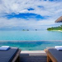 Water villa pool, Maalifushi by COMO, Ilhas Maldivas
