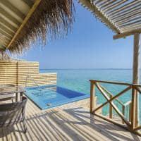 You and me aqua suite pool