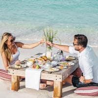 You and me casal na praia