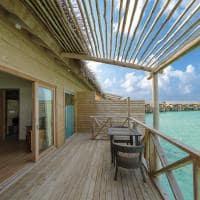 You and me manta villa deck