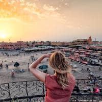 Antiga medida de Marrakech - Marrocos.