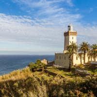 Cabo Espartel - Tangier, Marrocos.