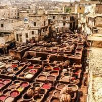 Curtume em Fez