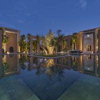 Entrada Mandarin Oriental, Marrakech