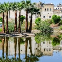Jardim Jnan Sbil - Fez, Marrocos.
