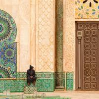 Mesquita Hassan II - Casablanca, Marrocos.