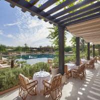 Restaurante Pool Garden, Mandarin Oriental, Marrakech