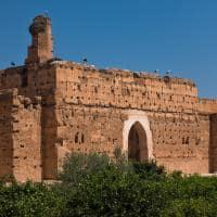 Túmulos Saadianos - Marrakech, Marrocos.