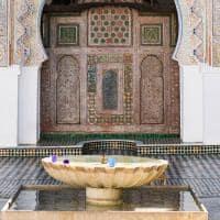 Universidade de Al Quaraouiyine - Fez, Marrocos.