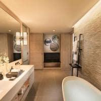 Anantara iko mauritius deluxe ocean view banheiro