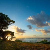 Anantara iko mauritius nascer do sol