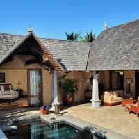 Exterior da Luxury Suite Villa