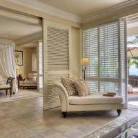 Interior Colonial Ocean Front Suite, The Residence Mauritius