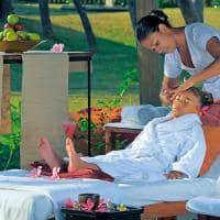 Massagem no Constance Prince