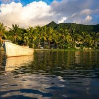 Passeio de barco nas Ilhas Maurício