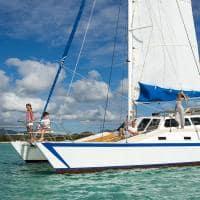 Passeio de catamarã, The Residence Mauritius