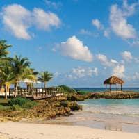 Praia tropical - Ilhas Mauricio