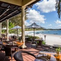 Restaurante The Plantation, The Residence Mauritius