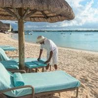 Serviço praia Royal Palm