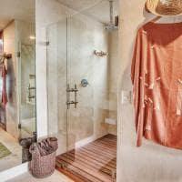 Ahau tulum banheiro junior suite ocean front top level