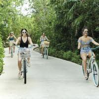 Andaz mayakoba bike