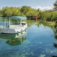Andaz mayakoba duffy boat
