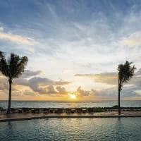 Andaz mayakoba piscina vista praia