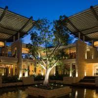 Banyan tree mayakoba lobby
